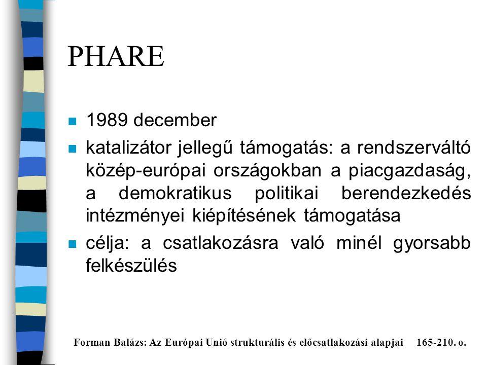 PHARE 1989 december.