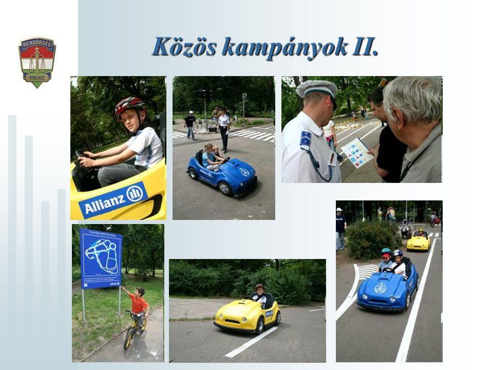 Közös kampányok II.