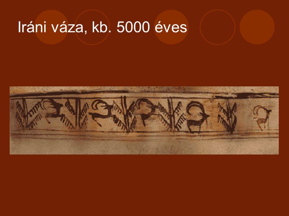 Iráni váza, kb. 5000 éves
