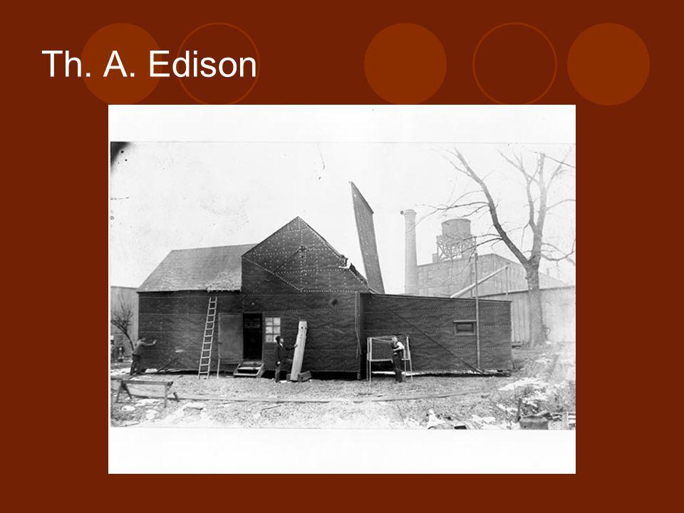 Th. A. Edison