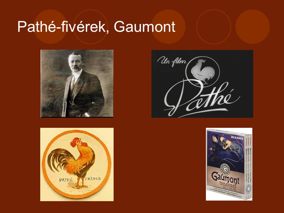 Pathé-fivérek, Gaumont