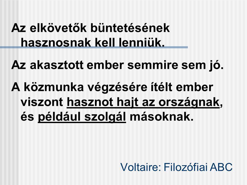 Voltaire: Filozófiai ABC