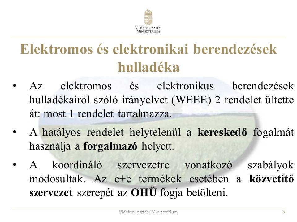 Elektromos és elektronikai berendezések hulladéka