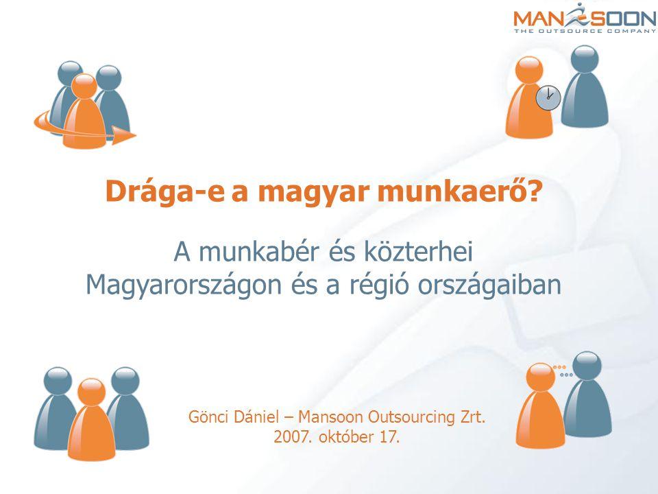 Drága-e a magyar munkaerő