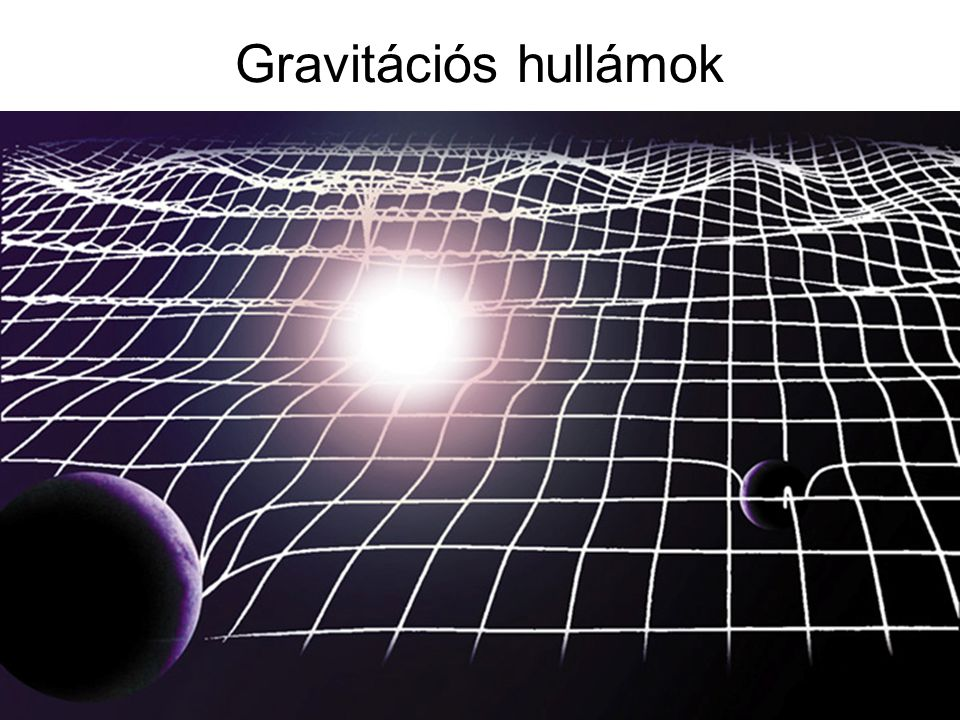 Gravitációs hullámok