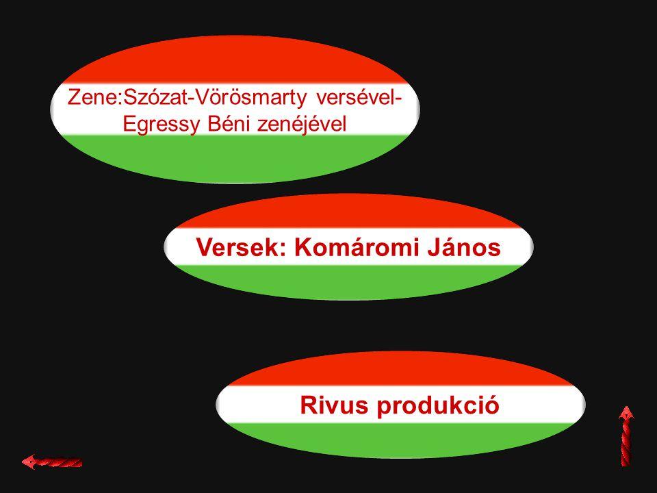 Versek: Komáromi János