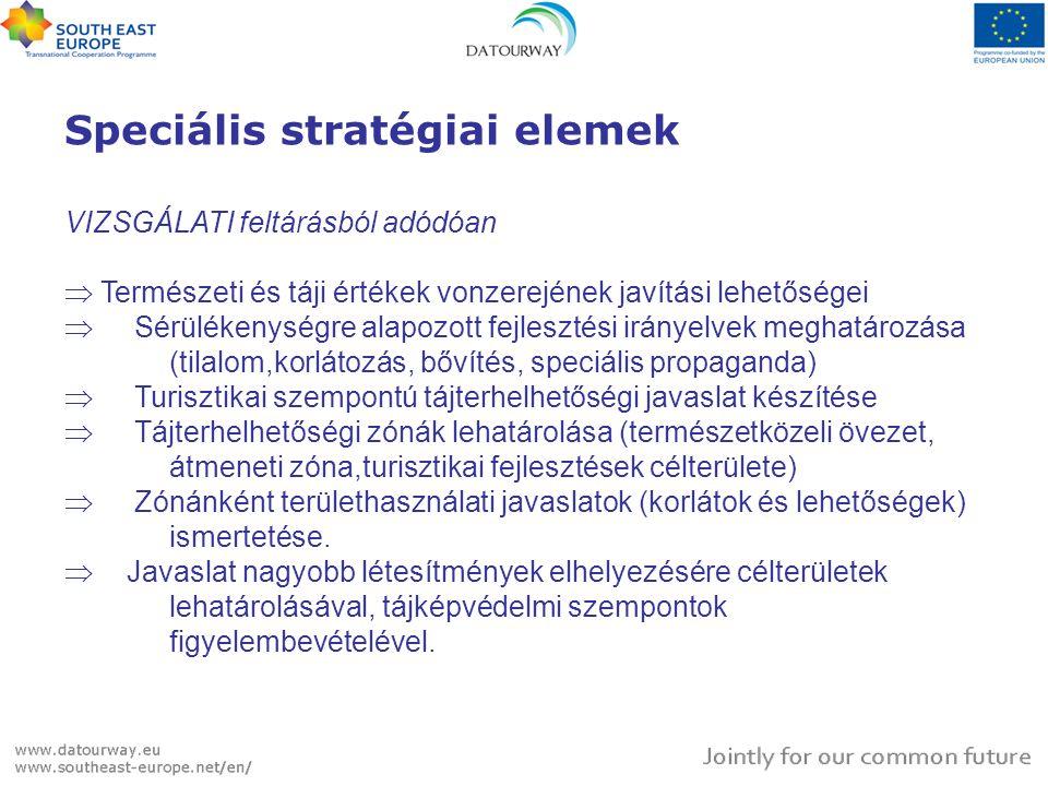 Speciális stratégiai elemek
