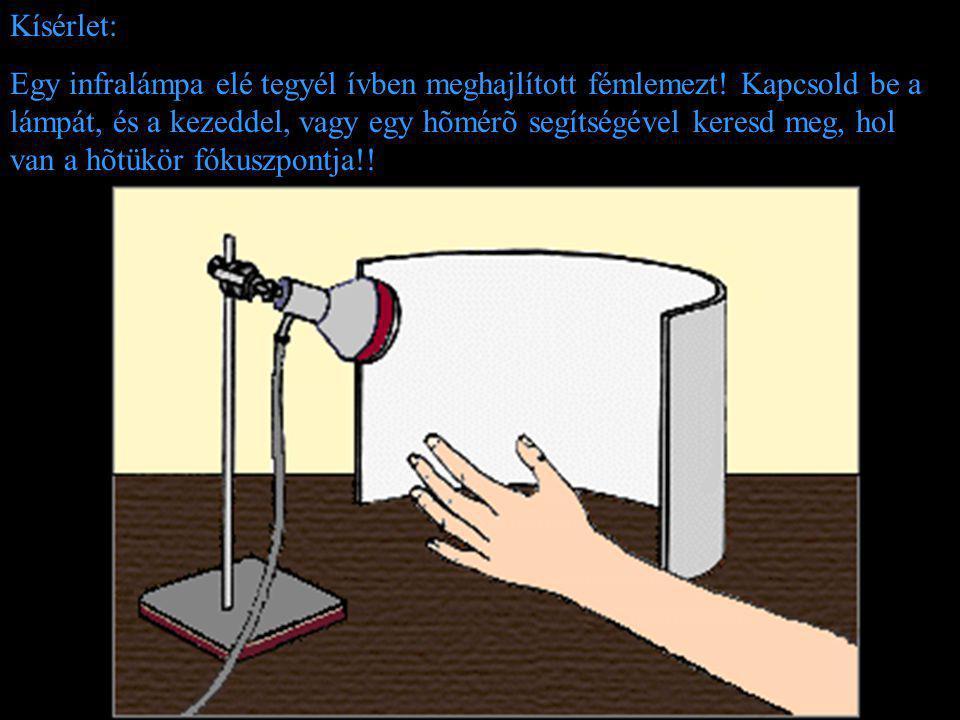 Kísérlet: