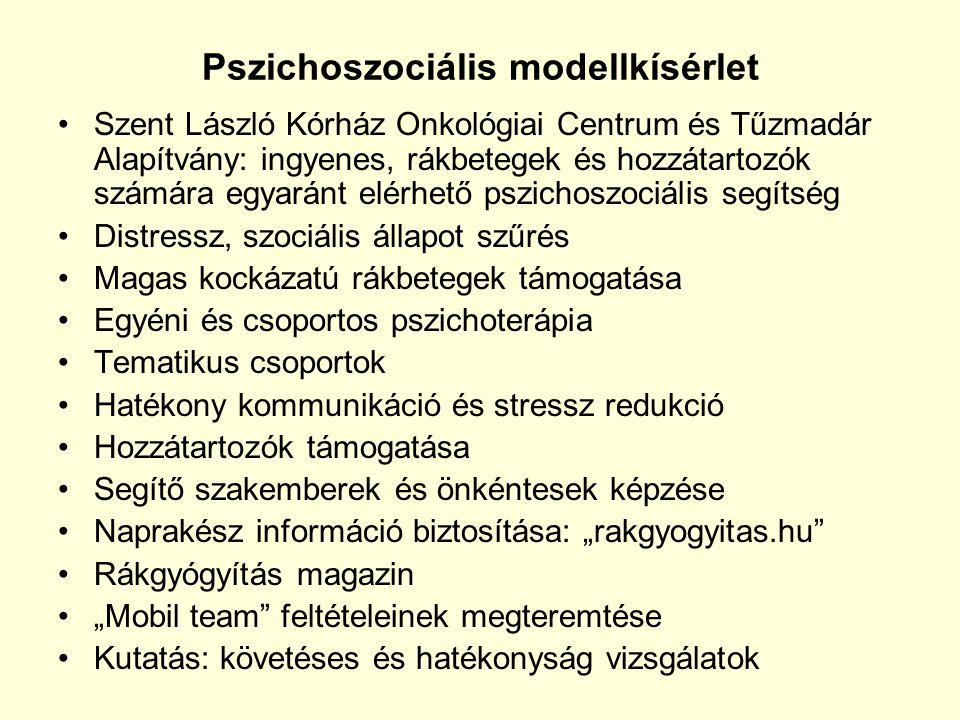Pszichoszociális modellkísérlet