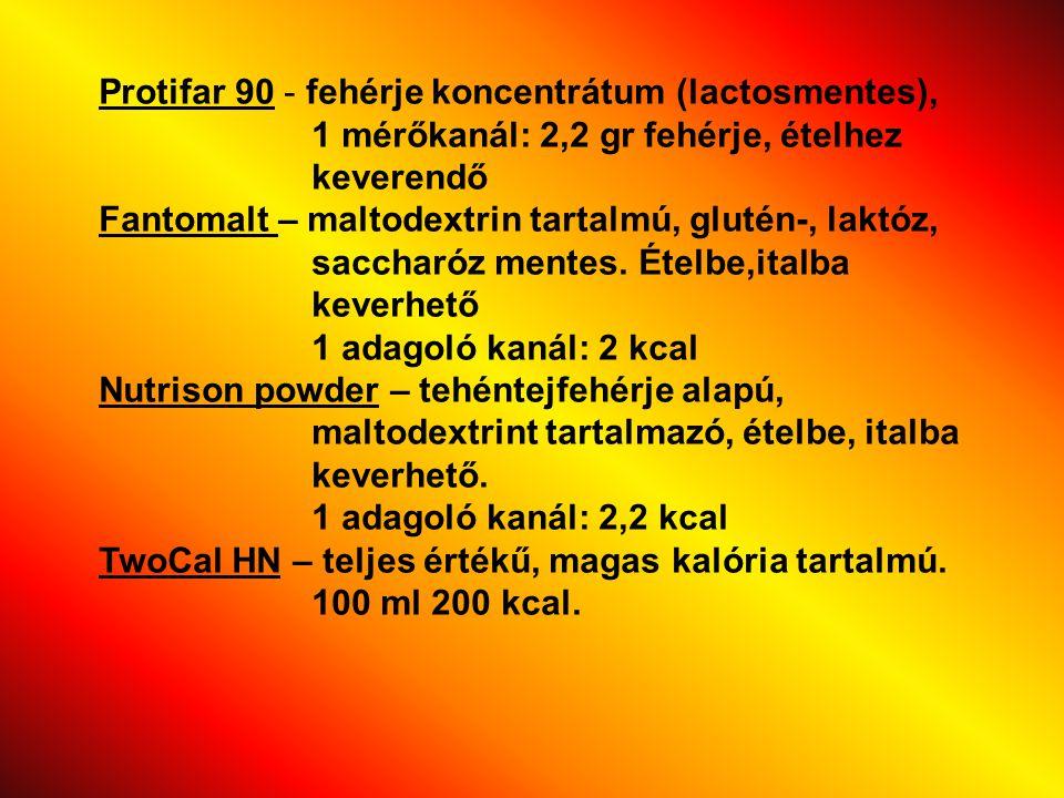 Protifar 90 - fehérje koncentrátum (lactosmentes),