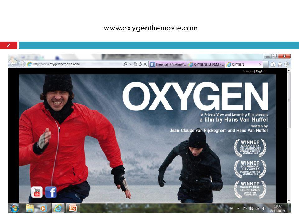 www.oxygenthemovie.com 2010-es flamand film.