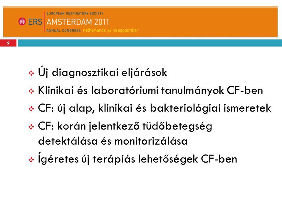 Új diagnosztikai eljárások