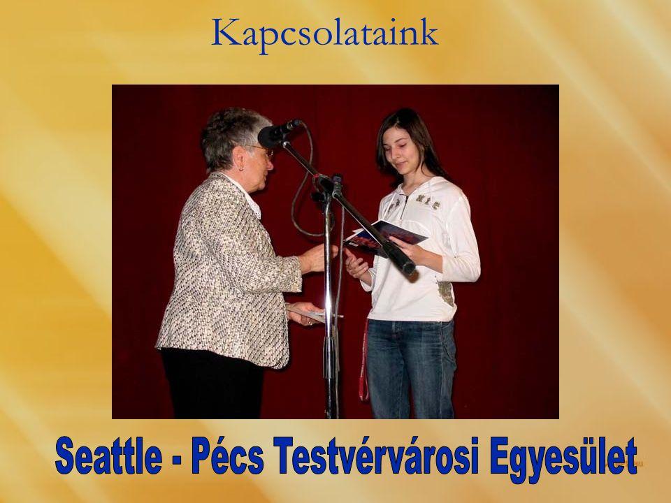 Seattle - Pécs Testvérvárosi Egyesület