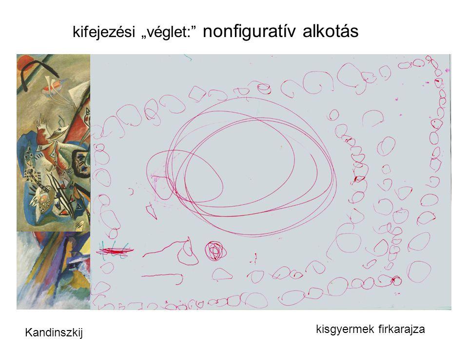 """kifejezési """"véglet: nonfiguratív alkotás"""