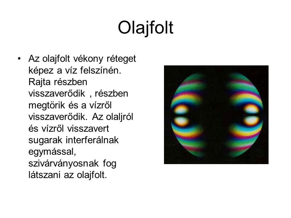 Olajfolt