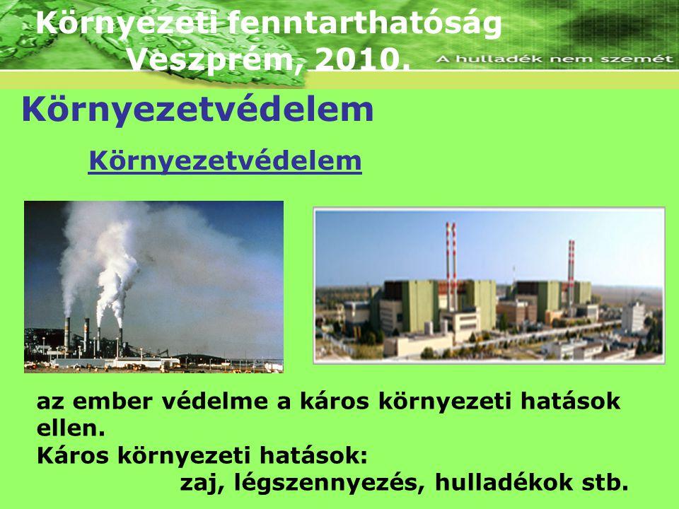 Környezeti fenntarthatóság