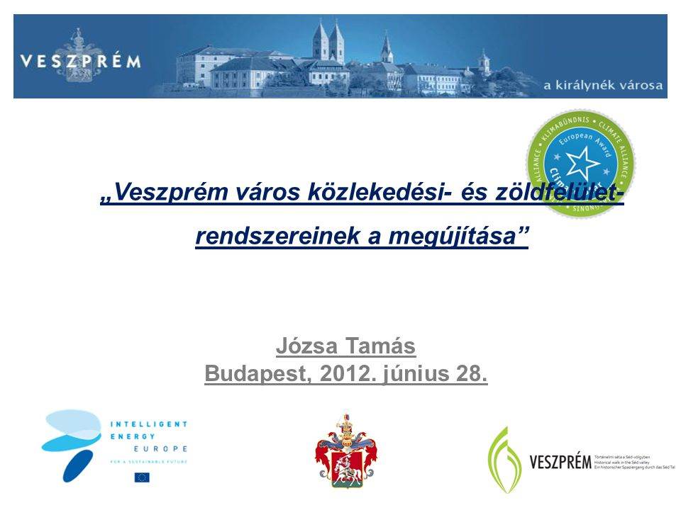 Józsa Tamás Budapest, 2012. június 28.