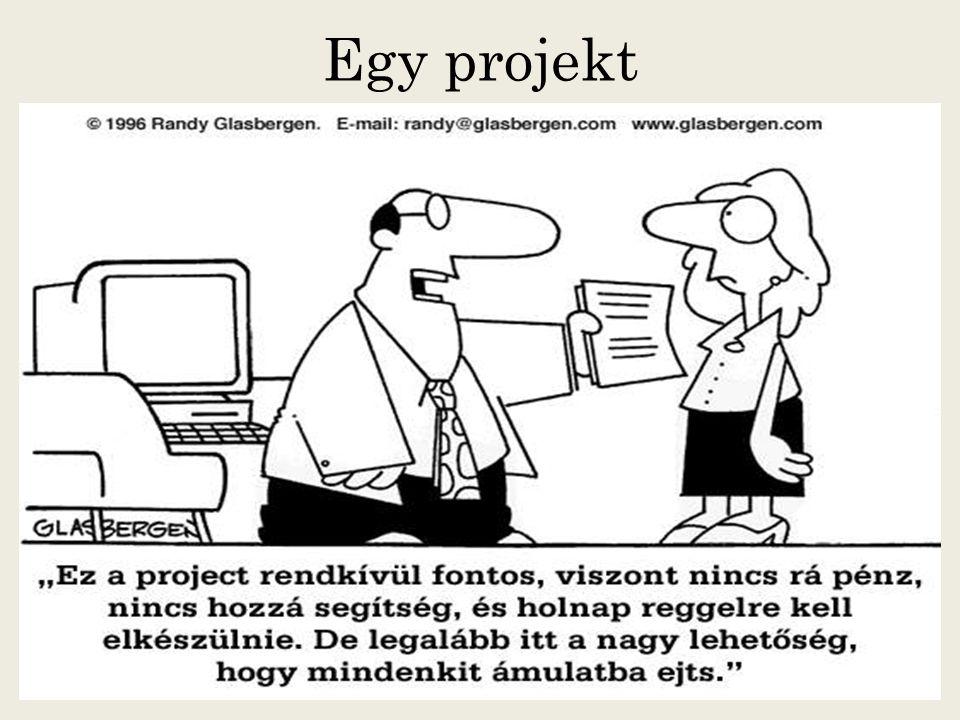 Egy projekt