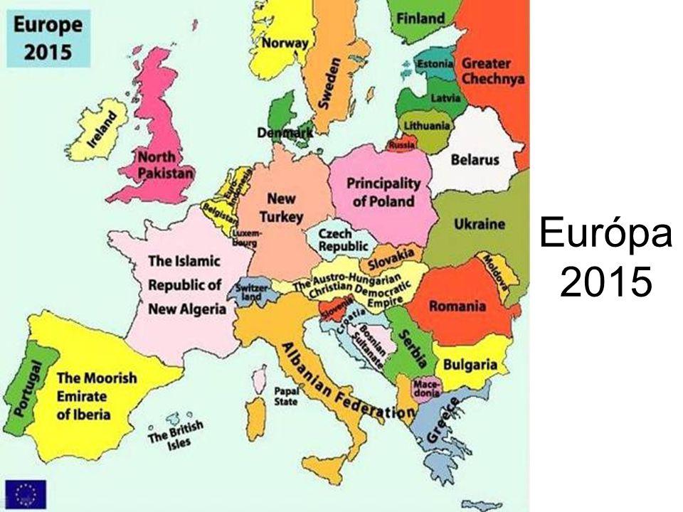 Európa 2015