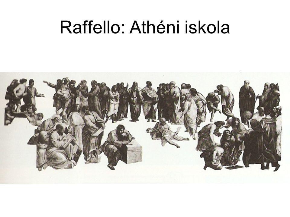 Raffello: Athéni iskola