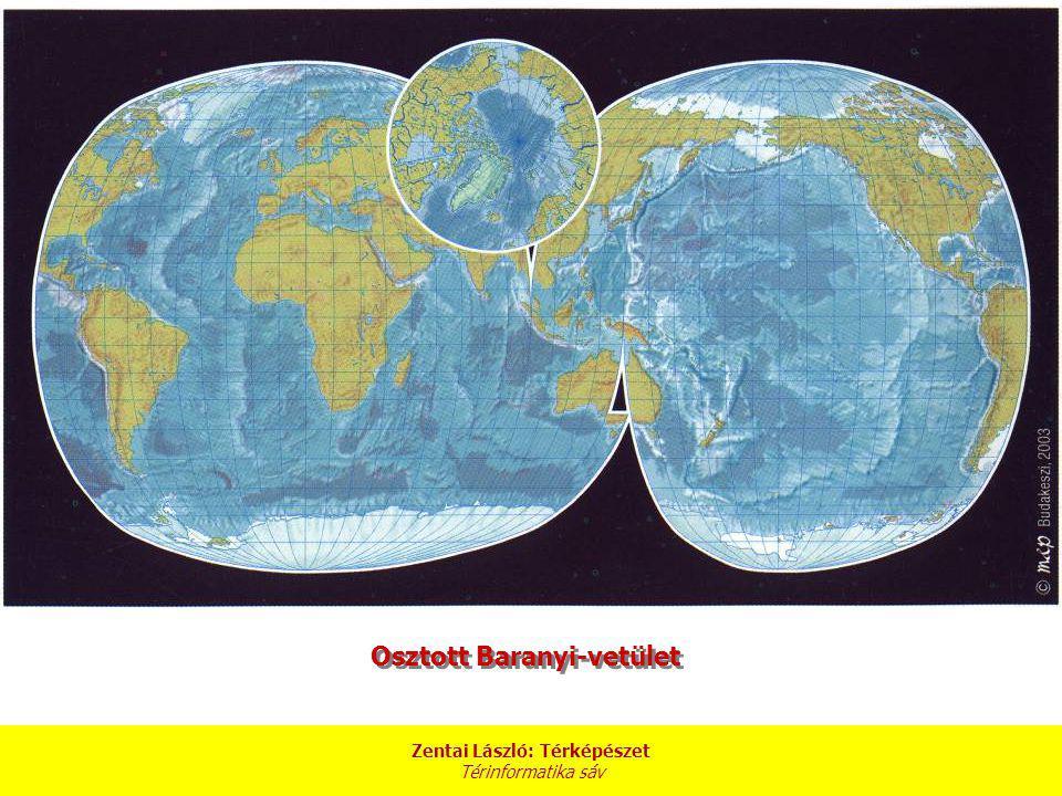 Osztott Baranyi-vetület