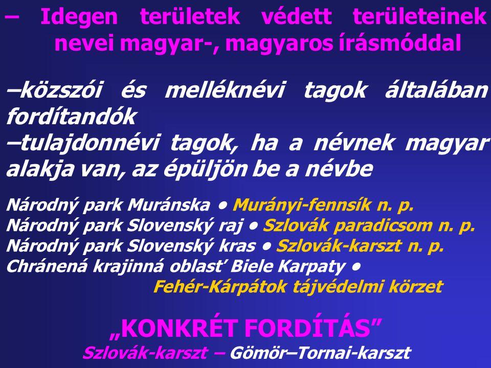 Szlovák-karszt – Gömör–Tornai-karszt