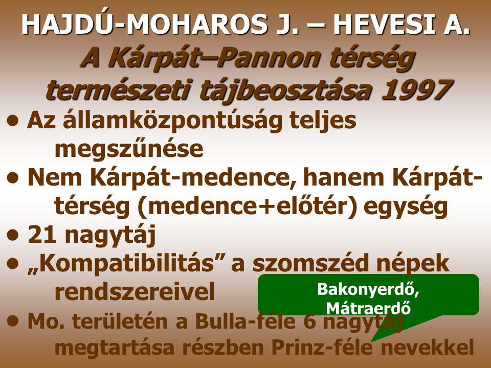 HAJDÚ-MOHAROS J. – HEVESI A.