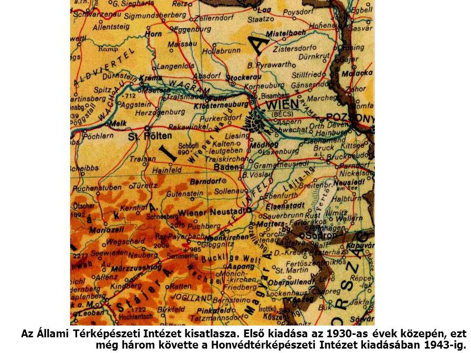 Burgenlandban német névanyag