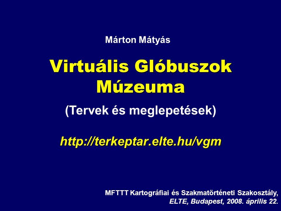 Virtuális Glóbuszok Múzeuma