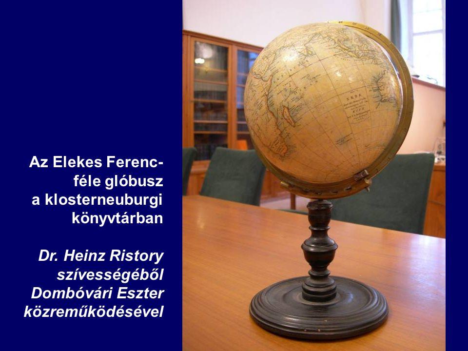 Az Elekes Ferenc-féle glóbusz
