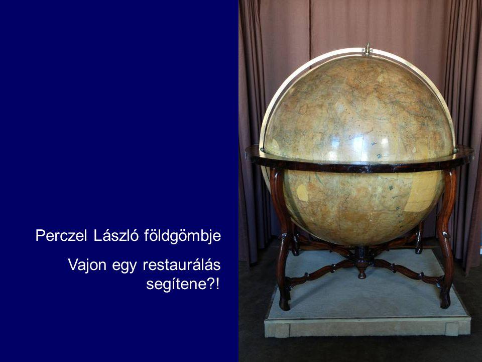 Perczel László földgömbje