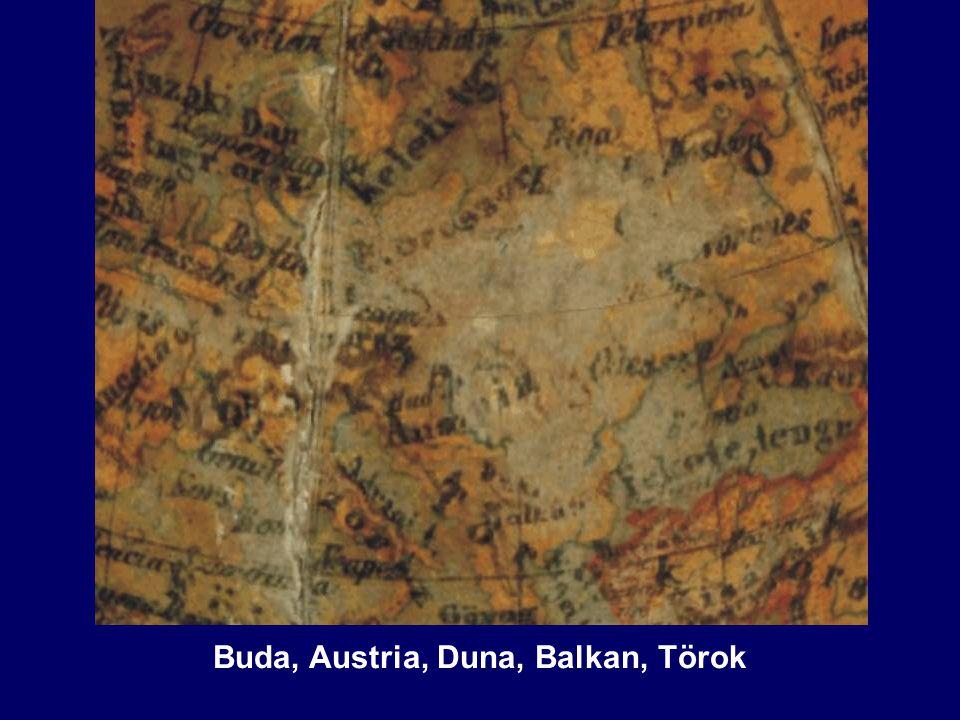 Buda, Austria, Duna, Balkan, Törok