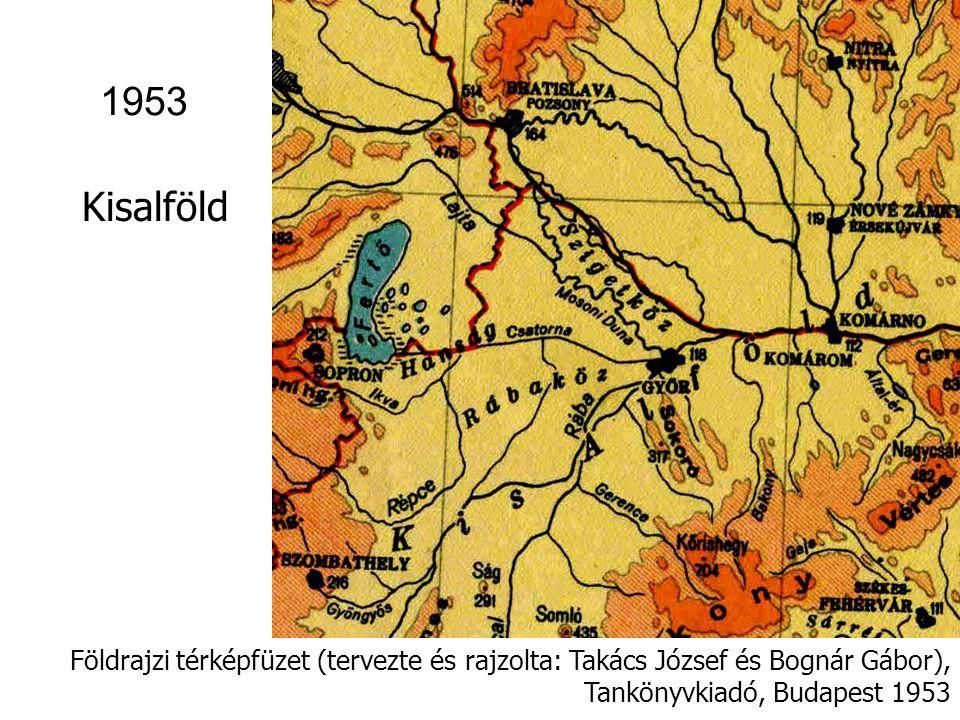 1953 Kisalföld.
