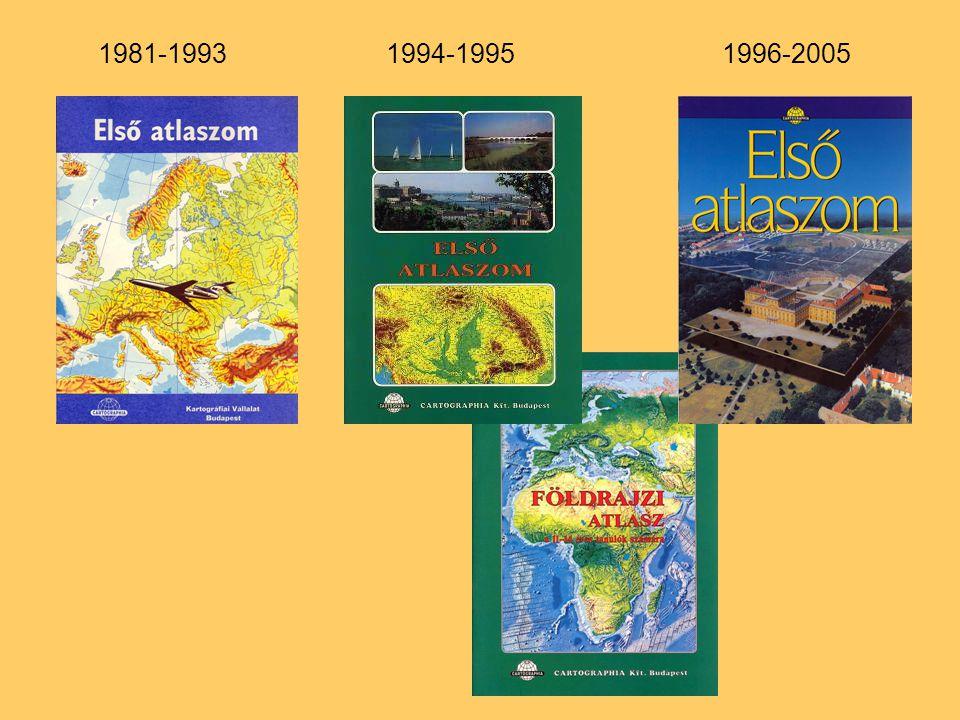 1981-1993 1994-1995 1996-2005