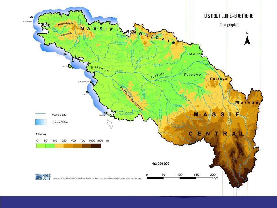 DOMBORZAT Cél: a vízgyűjtő kerület felszíni sajátosságainak bemutatása