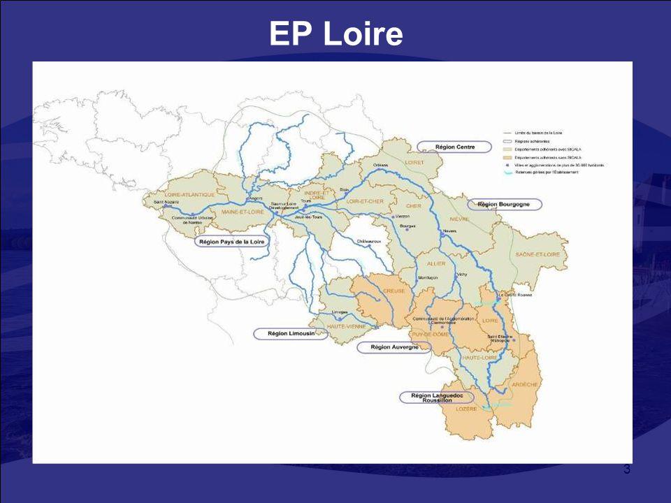 EP Loire 1983 decentralizáció – területi közösség : Loire védelme, árvizek.