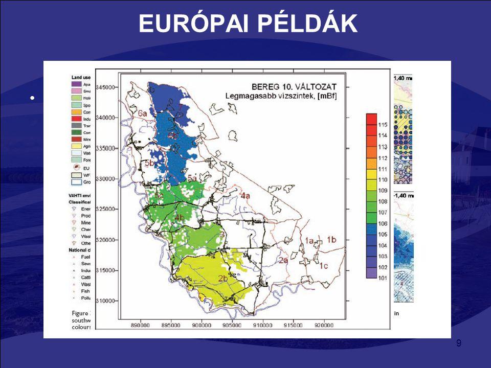 EURÓPAI PÉLDÁK Handbook on good practice on flood mapping in Europe
