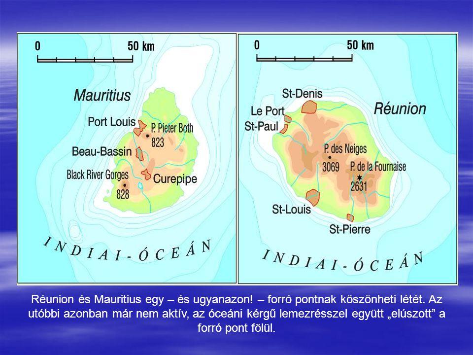 Réunion és Mauritius egy – és ugyanazon