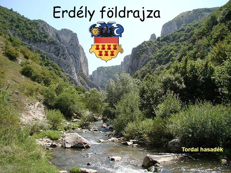 Erdély földrajza Tordai hasadék