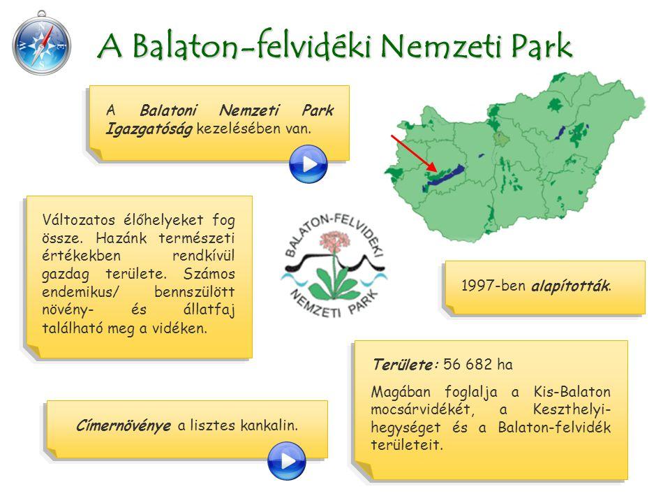 A Balaton-felvidéki Nemzeti Park