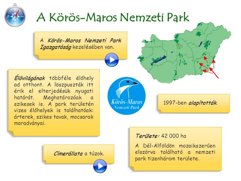 A Körös-Maros Nemzeti Park