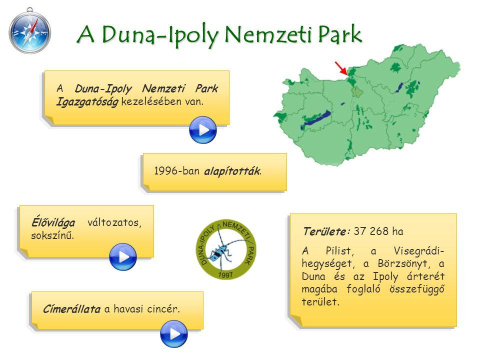 A Duna-Ipoly Nemzeti Park