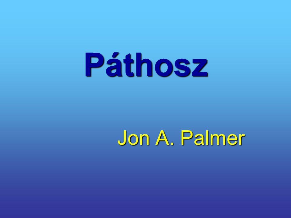 Páthosz Jon A. Palmer