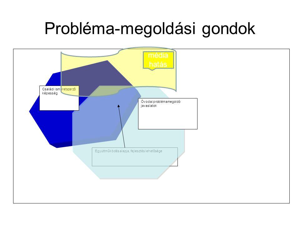 Probléma-megoldási gondok
