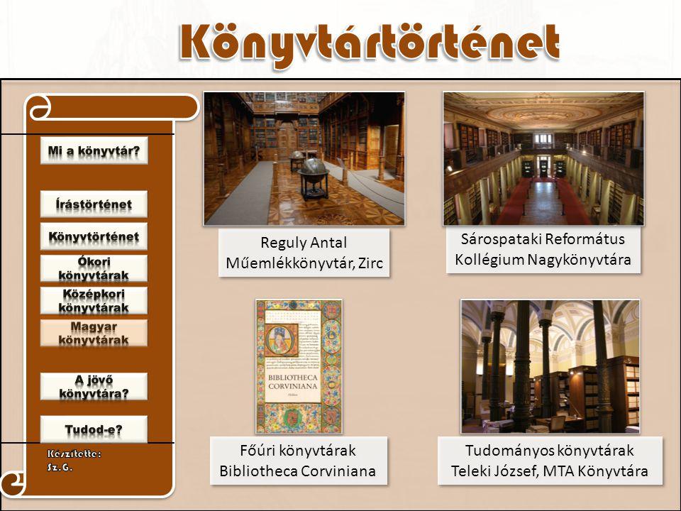 Reguly Antal Műemlékkönyvtár, Zirc