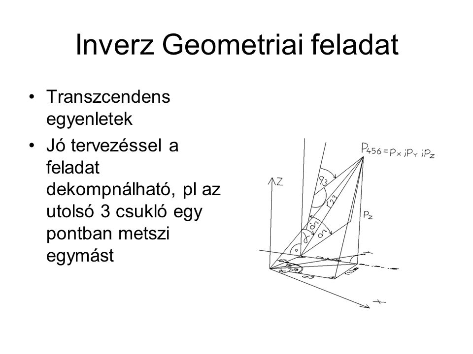 Inverz Geometriai feladat