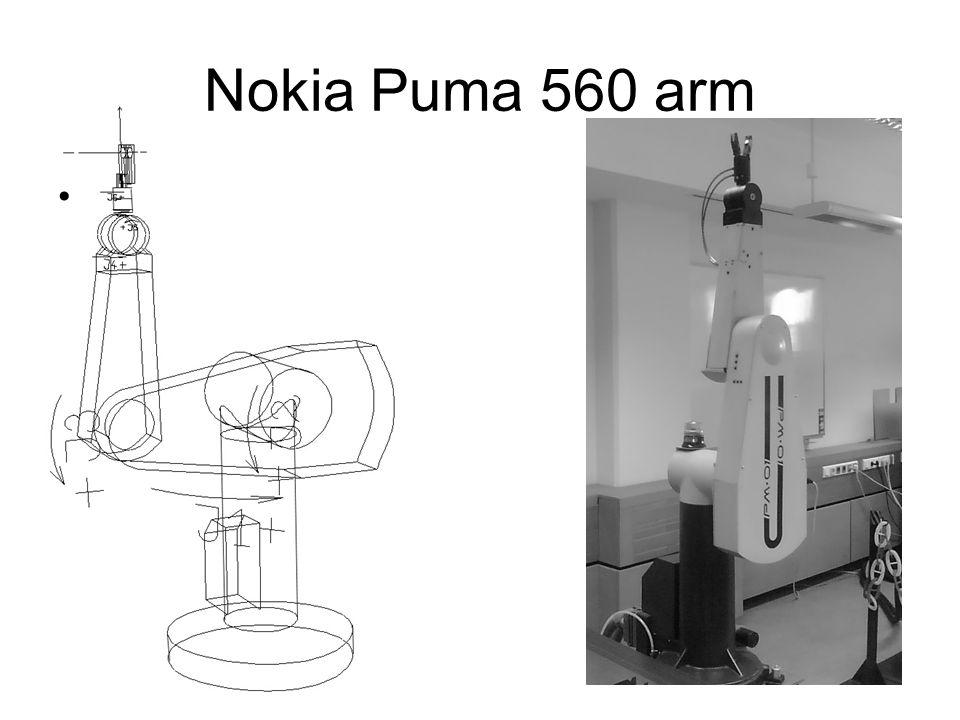 Nokia Puma 560 arm