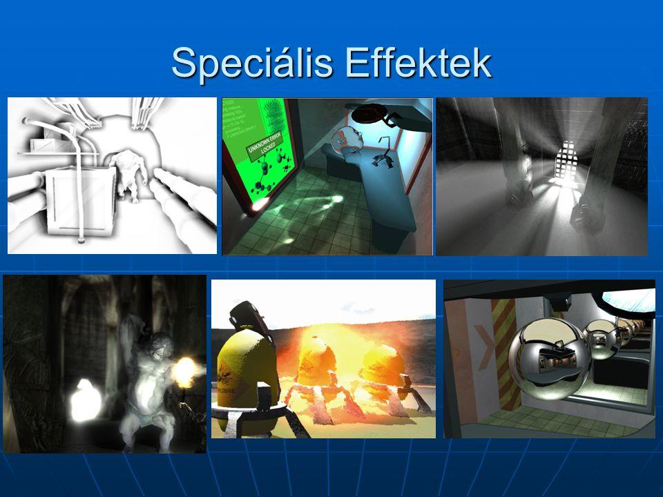 Speciális Effektek