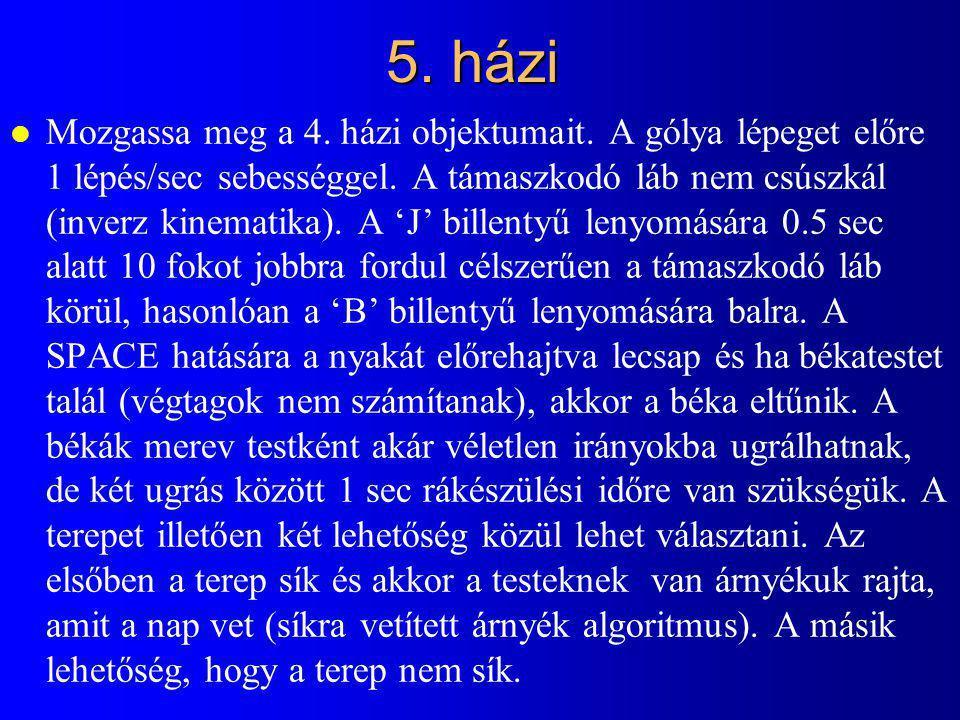 5. házi