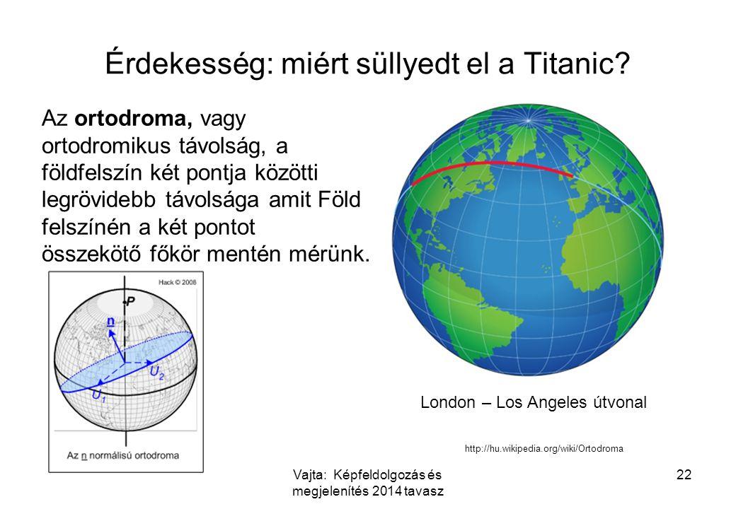 Érdekesség: miért süllyedt el a Titanic